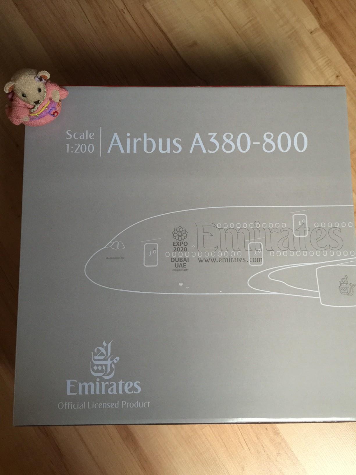 A380 Date
