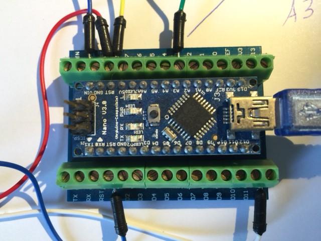 Arduino Sender