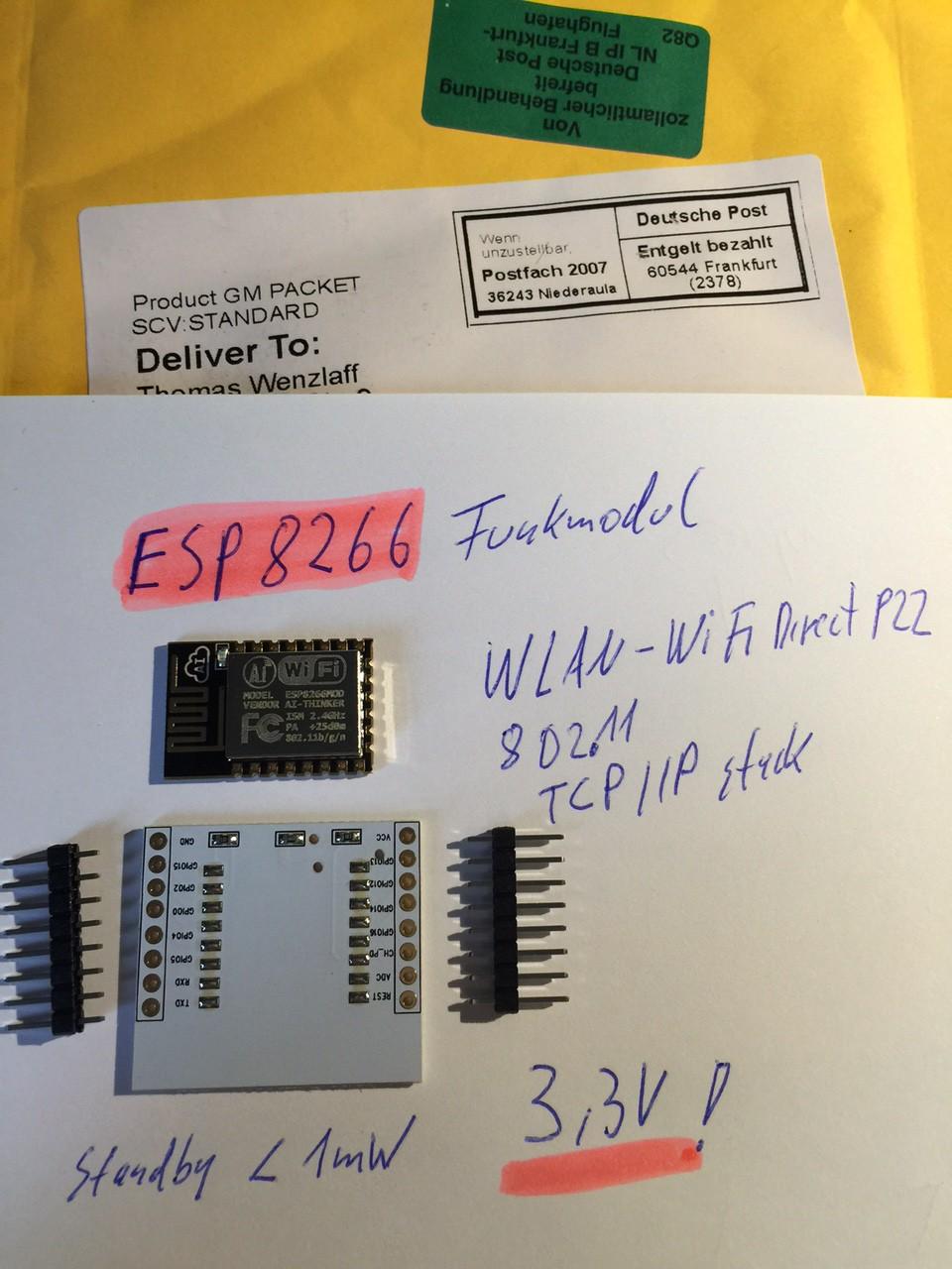 ESP 8266