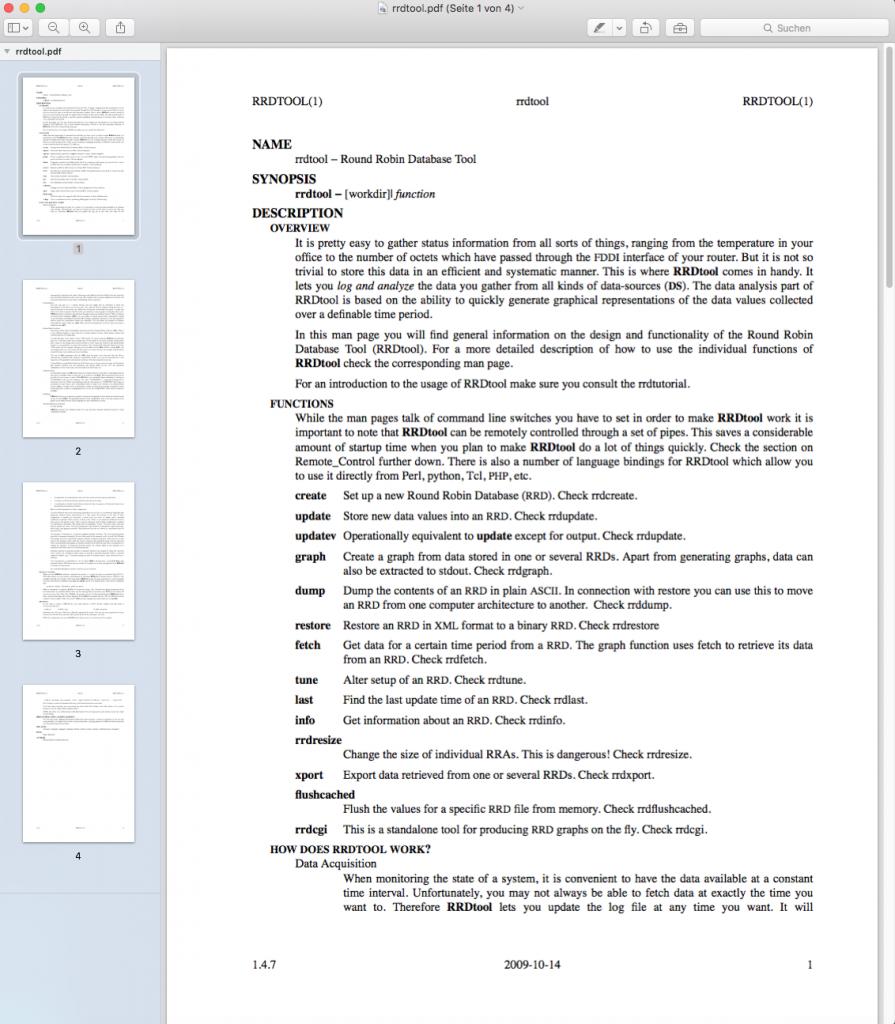 rddtool pdf