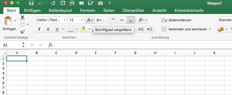 Excel CSV Import